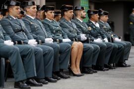 Menos del 9 % de la plantilla de los cuerpos de seguridad en Baleares son mujeres