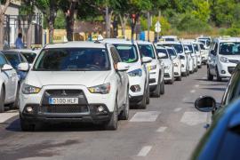 El Govern creará una 'app' para pedir taxis en Baleares