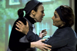 Ariadna Gil da vida a Jane Eyre en el Teatre Principal de Palma
