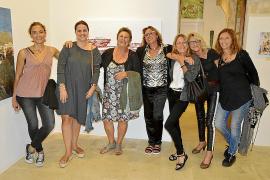 Exposición colectiva en la Galería Dionís Bennàssar