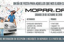 'Mopar Day', una jornada dedicada a los clientes