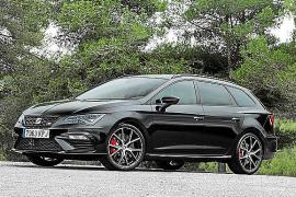 SEAT León ST CUPRA Black Carbon Edición Limitada