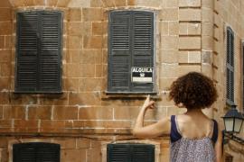 Alquilar una vivienda en Baleares resulta cuatro veces más caro que en Ciudad Real o Cáceres