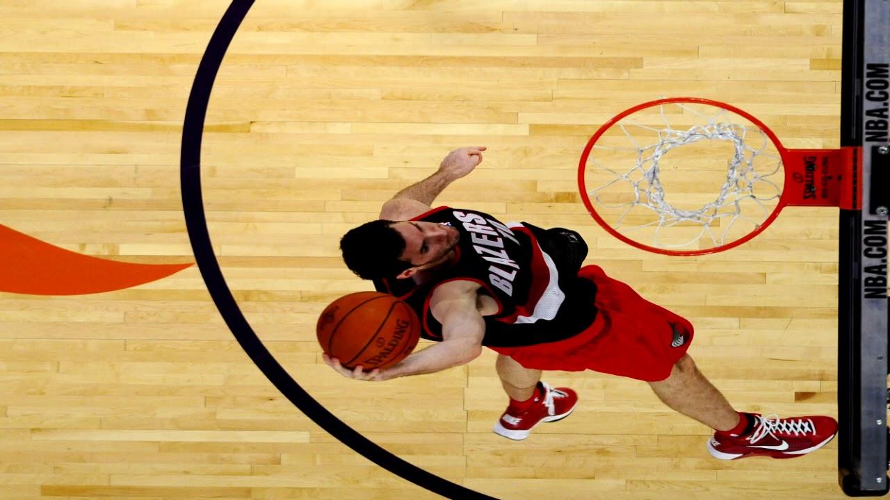 Diez años del debut de Rudy Fernández en la NBA