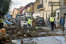 Ensenyat pide a los municipios que renuncien a tres millones para paliar los daños de la riada
