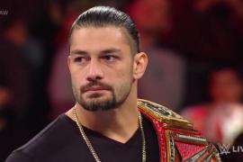 El campeón de la WWE Roman Reigns se baja del cuadrilátero para afrontar su combate más decisivo