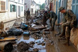 El Ministerio de Interior activó el plan estatal de inundaciones en Mallorca a las 22.00 horas