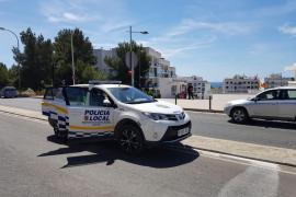 Detenido un hombre acusado de acoso y tocamientos a una mujer en Santa Eulària