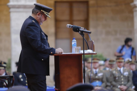 Interior cesa al jefe superior de Policía en Baleares