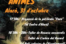 Alaró recupera las tradiciones mallorquinas con la Nit de les Ànimes