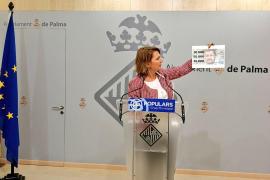 El PP asegura que la mala praxis continuada del regidor de Movilidad ha costado 121.566 euros a los palmesanos