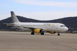 Vueling reforzará sus vuelos con Baleares con un 32 % más de plazas en invierno