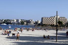 La ocupación sube un 3 % en los hoteles de Palmanova y Magaluf este verano