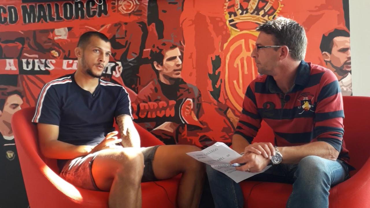 Stoichkov se reivindica en el Mallorca