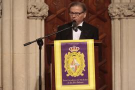 Sebastià Crespí, nuevo académico de la Real Academia de Medicina de Baleares