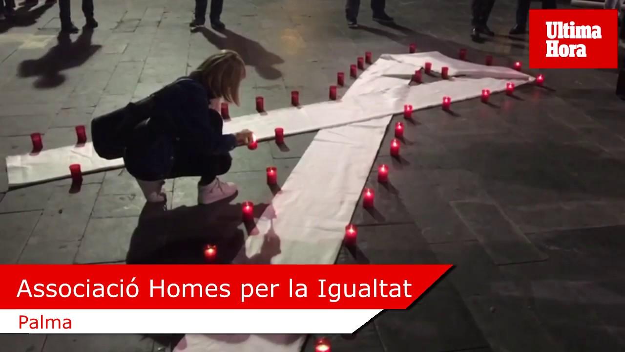 Homes per la Igualtat de Mallorca organiza un encuentro contra la violencia machista
