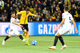 El Valencia no pasa del empate en Berna y complica su situación en Champions