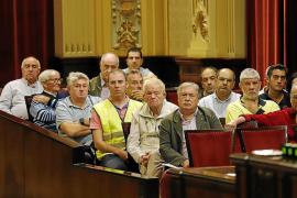 El Gobierno estatal mediará ante el cierre de la cementera de Lloseta