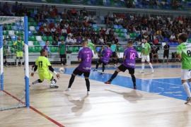 El Palma Futsal cumple en Tenerife y accede a los octavos de la Copa del Rey