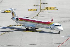 Air Nostrum realiza todos los vuelos de Iberia de Palma a Madrid desde el módulo interislas
