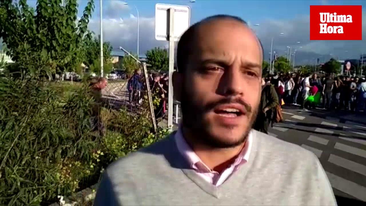 Más de un 80 % de seguimiento en Palma a la primera huelga de funcionarios de prisiones
