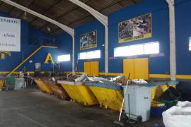El Govern cierra una instalación de gestión y acumulación de residuos peligrosos al carecer de autorización