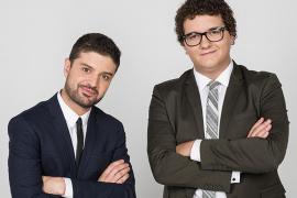 Facu Díaz y Miguel Maldonado llevan su 'late night' de humor 'No te metas en política' al Trui Teatre