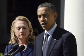 Localizan dos artefactos explosivos dirigidos a Hillary Clinton y a Barack Obama