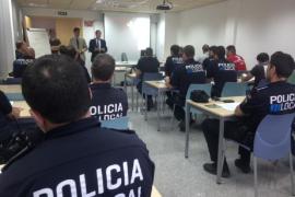 Policías tutores de Mallorca crean la primera asociación nacional de agentes tutores