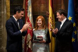 Pedro Sánchez y la familia socialista lamentan la pérdida de la exministra Carmen Alborch