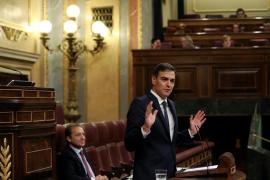 Sánchez amenaza con romper relaciones con Casado por tacharle de golpista