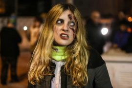 Marratxí vive un 'Apocalipsis Zombie'