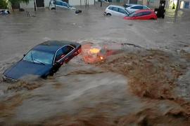 Sólo cuatro municipios de Mallorca tienen un plan de emergencia por inundaciones
