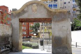 Aprobada la restauración del portal de Son Catlaret, primer vestigio de El Terreno