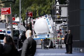 Un artefacto explosivo casero provoca caos en la sede neoyorquina de la CNN