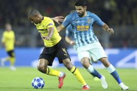 El Atlético cae goleado 4-0 en Dortmund