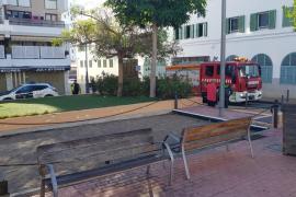 Alarma por una falsa fuga de gas en un colegio de Sant Antoni