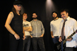 El tributo a AC/DC de The Billy Young Band suena en el Hard Rock Café Mallorca
