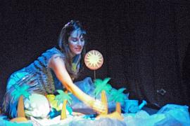 El Màgic Cloquell y 'Els contes de la Sireneta' viajan al Sans por Nadal