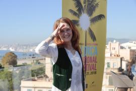 La oscarizada actriz Melissa Leo: «En 'Evolution! Mallorca' quiero desmontar el mito sobre el glamur que envuelve a los actores y actrices»