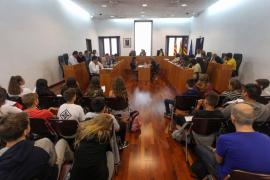 El Pleno del Ayuntamiento de Vila, en imágenes (Fotos: Daniel Espinosa).