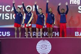 El gimnasta Nicolau Mir ayuda a España a dar el primer paso hacia Tokio 2020