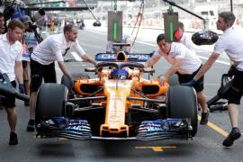 Fernando Alonso: «Si no estamos listos para competir mejor que me vaya a 'boxes'»