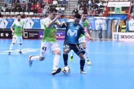 Histórico triunfo del Palma Futsal