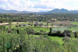 El GOB denuncia que el proyecto de hotel en Pollença, junto al campo de golf, incumple la ley