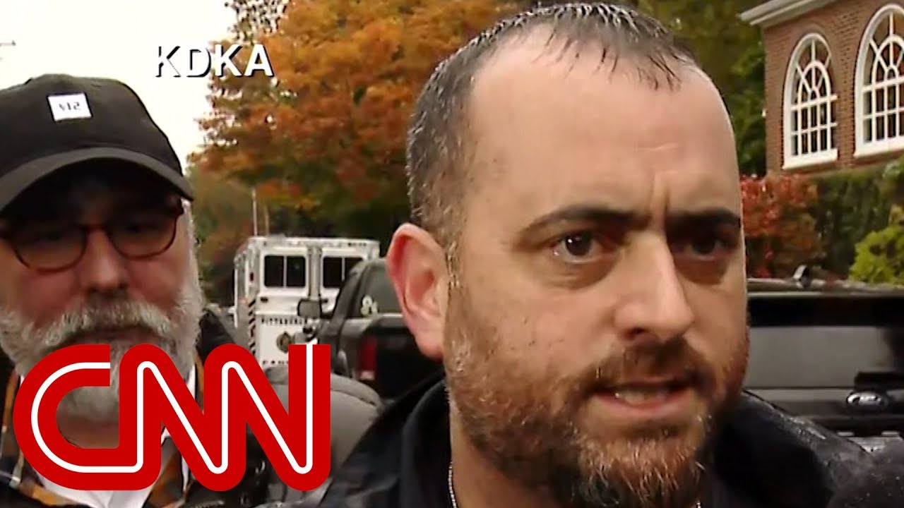 Detenido el autor de un tiroteo con al menos 8 muertos en una sinagoga de EE.UU.