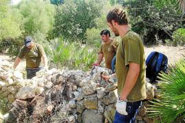 El Parc Natural recupera su patrimonio en una apuesta por la inserción laboral