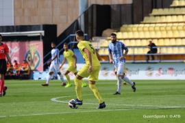 El Villarreal B frena al Atlético Baleares