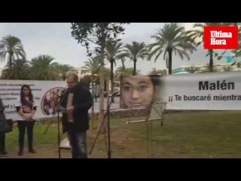 La madre de Malén Ortiz: «Te buscaré mientras viva»