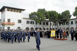 El Ejército del Aire celebra la Virgen de Loreto en su centenario